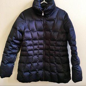 EUC Marc New York Black Puffer Jacket Size M